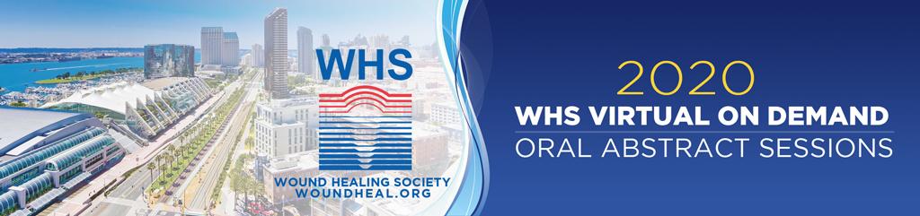 Wound Healing Society Virtual