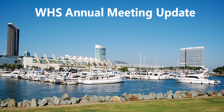 WHS Annual Meeting Update