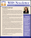 Wound Healing Society Newsletter, Volume 3 Issue 1