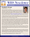 Wound Healing Society Newsletter, Volume 4 Issue 1