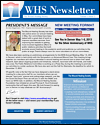 Wound Healing Society Newsletter, Volume 4 Issue 3