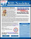 Wound Healing Society Newsletter, Volume 5 Issue 1