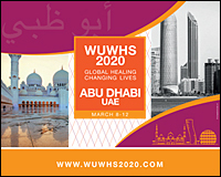 WUWHS 2020: Global Healing Changing Lives